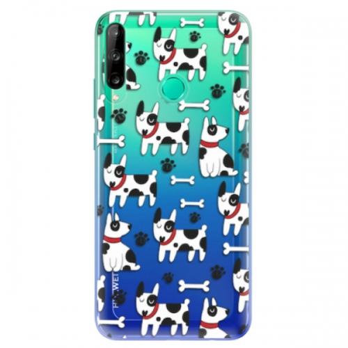 Odolné silikonové pouzdro iSaprio - Dog 02 - Huawei P40 Lite E