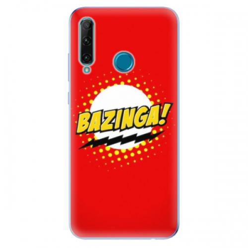 Odolné silikonové pouzdro iSaprio - Bazinga 01 - Honor 20e