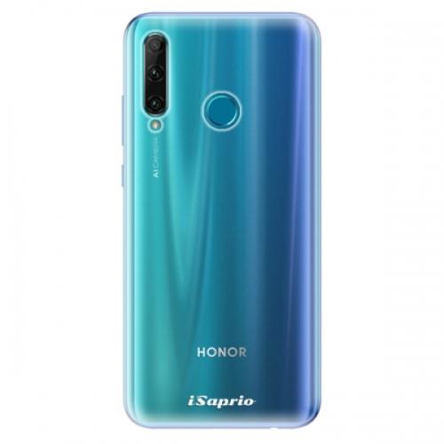 Odolné silikonové pouzdro iSaprio - 4Pure - mléčný bez potisku - Honor 20e