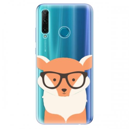 Odolné silikonové pouzdro iSaprio - Orange Fox - Honor 20e