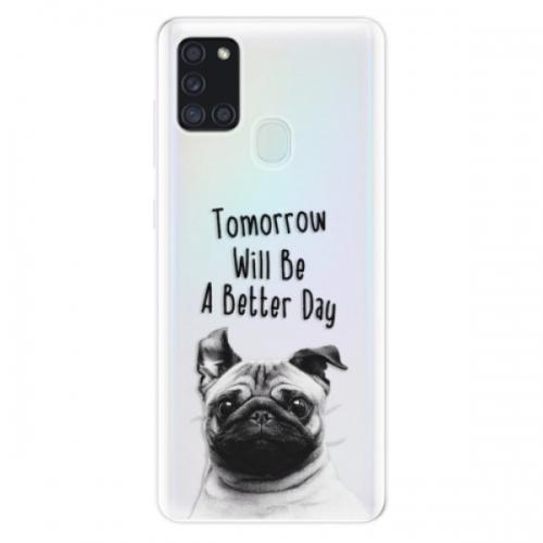 Odolné silikonové pouzdro iSaprio - Better Day 01 - Samsung Galaxy A21s