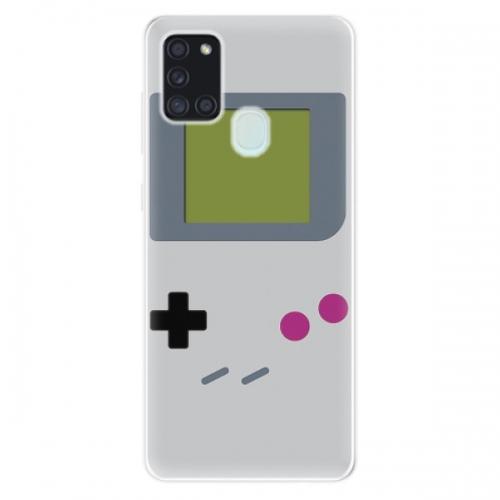 Odolné silikonové pouzdro iSaprio - The Game - Samsung Galaxy A21s