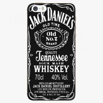 Plastový kryt iSaprio - Jack Daniels - iPhone 5/5S/SE