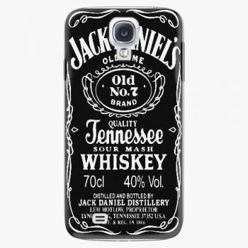 Plastový kryt iSaprio - Jack Daniels - Samsung Galaxy S4