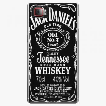 Plastový kryt iSaprio - Jack Daniels - Lenovo Z2 Pro