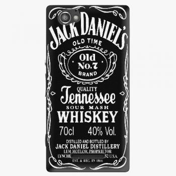 Plastový kryt iSaprio - Jack Daniels - Sony Xperia M