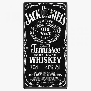 Plastový kryt iSaprio - Jack Daniels - Sony Xperia M2