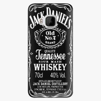 Plastový kryt iSaprio - Jack Daniels - HTC One M9
