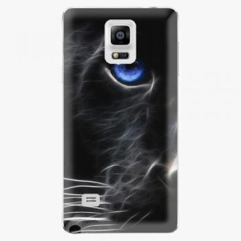 Plastový kryt iSaprio - Black Puma - Samsung Galaxy Note 4