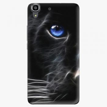 Plastový kryt iSaprio - Black Puma - Huawei Ascend Y6