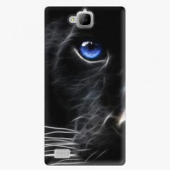 Plastový kryt iSaprio - Black Puma - Huawei Honor 3C