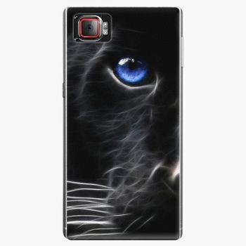 Plastový kryt iSaprio - Black Puma - Lenovo Z2 Pro