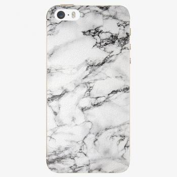 Plastový kryt iSaprio - White Marble 01 - iPhone 5/5S/SE