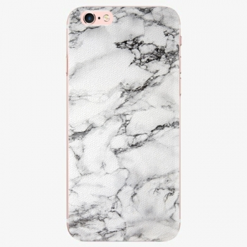 Plastový kryt iSaprio - White Marble 01 - iPhone 6 Plus/6S Plus