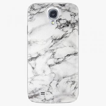 Plastový kryt iSaprio - White Marble 01 - Samsung Galaxy S4