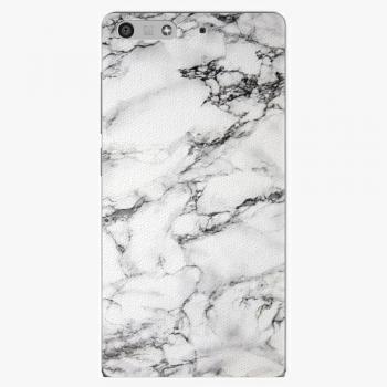 Plastový kryt iSaprio - White Marble 01 - Huawei Ascend P7 Mini