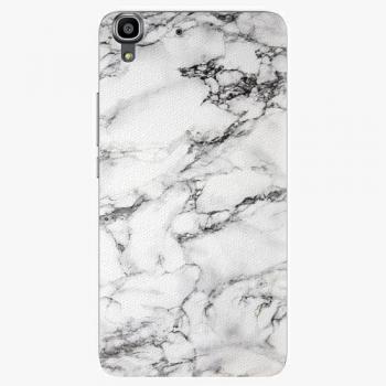 Plastový kryt iSaprio - White Marble 01 - Huawei Ascend Y6