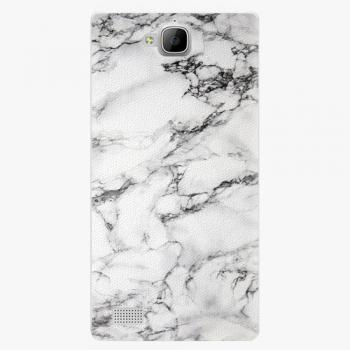 Plastový kryt iSaprio - White Marble 01 - Huawei Honor 3C