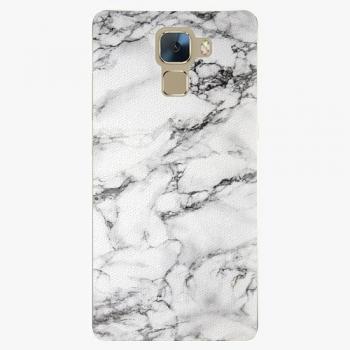 Plastový kryt iSaprio - White Marble 01 - Huawei Honor 7