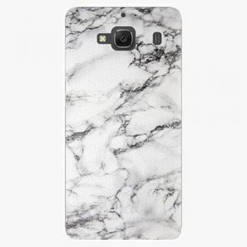 Plastový kryt iSaprio - White Marble 01 - Xiaomi Redmi 2
