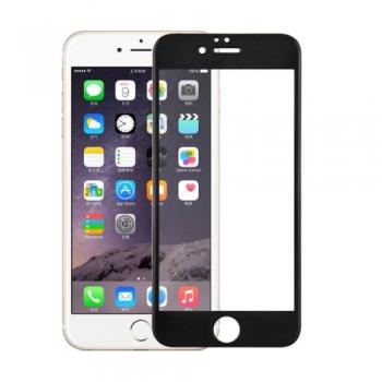 Tvrzené sklo 3D pro iPhone 6 Plus / 6S Plus černé