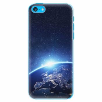 Plastové pouzdro iSaprio - Earth at Night - iPhone 5C