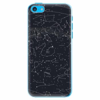 Plastové pouzdro iSaprio - Night Sky 01 - iPhone 5C