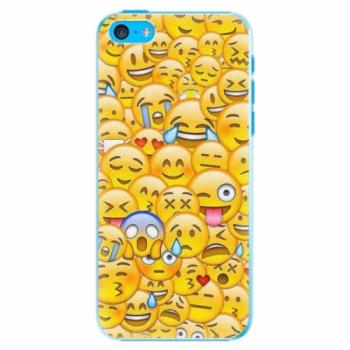 Plastové pouzdro iSaprio - Emoji - iPhone 5C