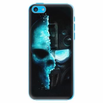 Plastové pouzdro iSaprio - Roboskull - iPhone 5C