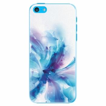 Plastové pouzdro iSaprio - Abstract Flower - iPhone 5C