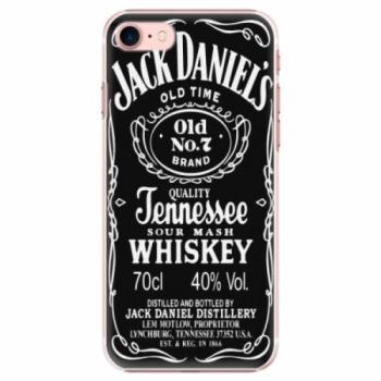 Plastové pouzdro iSaprio - Jack Daniels - iPhone 7