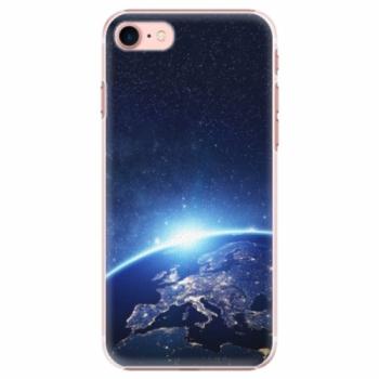 Plastové pouzdro iSaprio - Earth at Night - iPhone 7