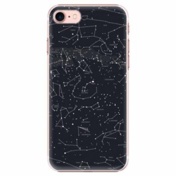 Plastové pouzdro iSaprio - Night Sky 01 - iPhone 7