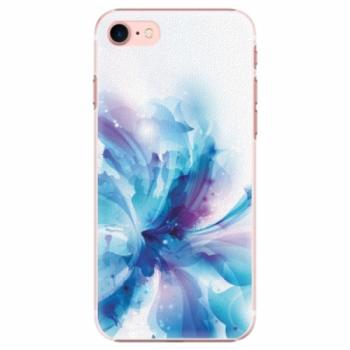 Plastové pouzdro iSaprio - Abstract Flower - iPhone 7
