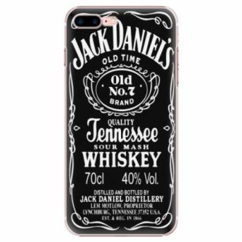 Plastové pouzdro iSaprio - Jack Daniels - iPhone 7 Plus
