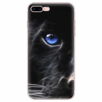 Plastové pouzdro iSaprio - Black Puma - iPhone 7 Plus