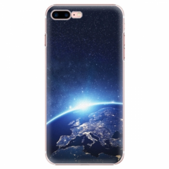 Plastové pouzdro iSaprio - Earth at Night - iPhone 7 Plus