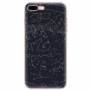 Plastové pouzdro iSaprio - Night Sky 01 - iPhone 7 Plus