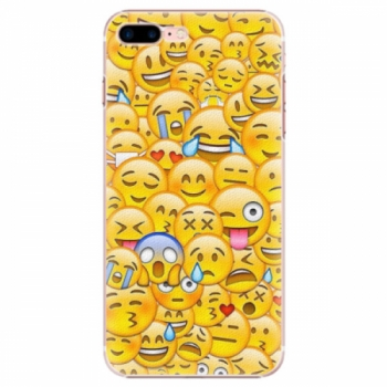 Plastové pouzdro iSaprio - Emoji - iPhone 7 Plus