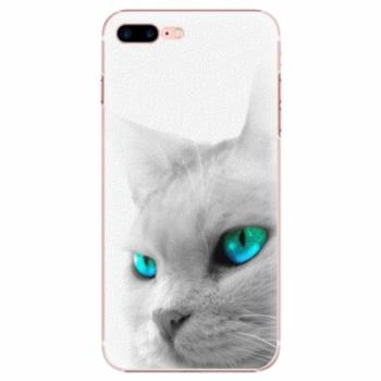 Plastové pouzdro iSaprio - Cats Eyes - iPhone 7 Plus