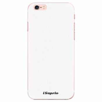 Plastové pouzdro iSaprio - 4Pure - bílý - iPhone 6 Plus/6S Plus
