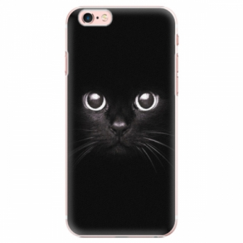 Plastové pouzdro iSaprio - Black Cat - iPhone 6 Plus/6S Plus