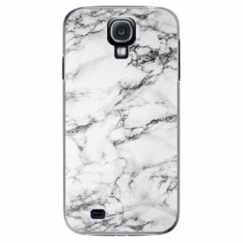 Plastové pouzdro iSaprio - White Marble 01 - Samsung Galaxy S4