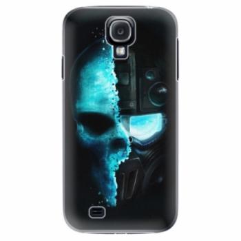 Plastové pouzdro iSaprio - Roboskull - Samsung Galaxy S4