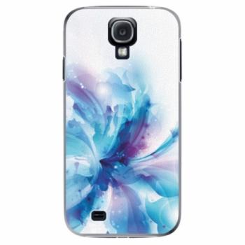 Plastové pouzdro iSaprio - Abstract Flower - Samsung Galaxy S4