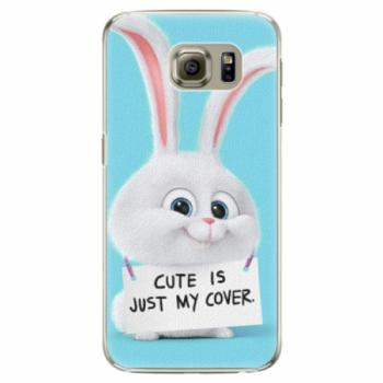 Plastové pouzdro iSaprio - My Cover - Samsung Galaxy S6 Edge
