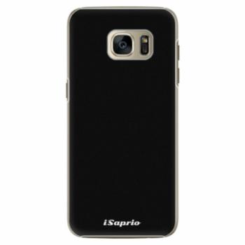 Plastové pouzdro iSaprio - 4Pure - černý - Samsung Galaxy S7