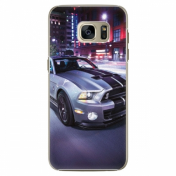 Plastové pouzdro iSaprio - Mustang - Samsung Galaxy S7