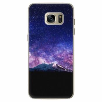 Plastové pouzdro iSaprio - Milky Way - Samsung Galaxy S7