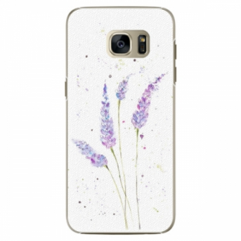 Plastové pouzdro iSaprio - Lavender - Samsung Galaxy S7 Edge